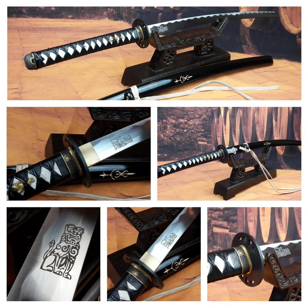 Battle ready Kill Bill zwaard (BRIDE)
