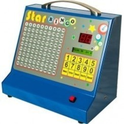Elektrische Bingomolen Star Bingo