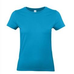 T-shirt katoen dames incl. tekst