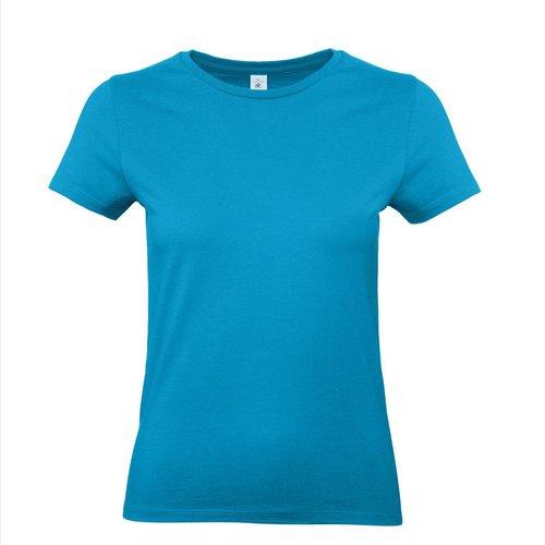 T-shirt katoen dames incl. bedrukking