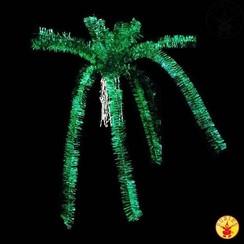 Decoratie hanger groen 40 x 60 cm