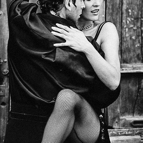Deursticker tango 90 x 200 cm