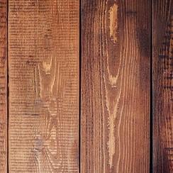 Deursticker hout donker 90 x 200 cm