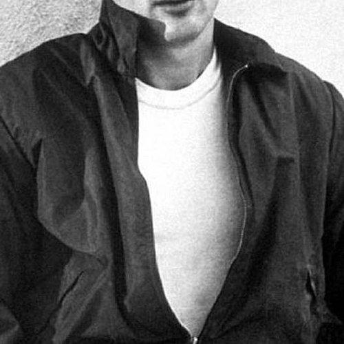 Deursticker James Dean 90 x 200 cm