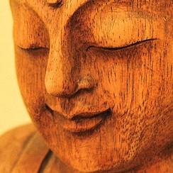 Deursticker buddha 90 x 200 cm
