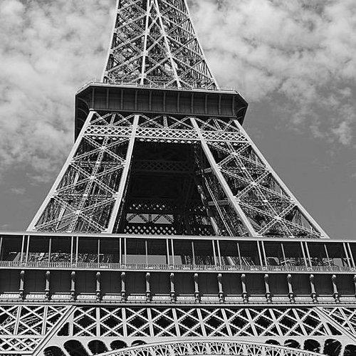Deursticker Eiffeltoren 90 x 200 cm