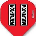 Mc Kicks Pentathlon Rood X180
