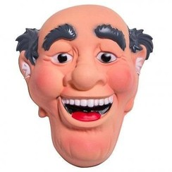 Masker Abraham 3D