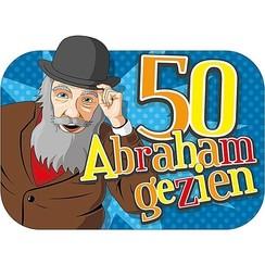 Decoratiebord Abraham 55 x 70 cm