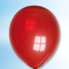 Ballon kersenrood ø 30 cm 100 stuks