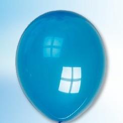 Ballon marineblauw ø 30 cm 100 stuks
