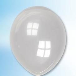 Ballon transparant ø 30 cm 100 stuks