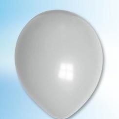Ballon grijs ø 30 cm 100 stuks