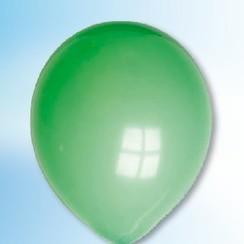 Ballon donkergroen ø 12,5 cm 100 stuks