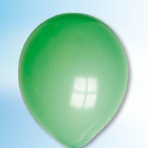 Globos Ballon donkergroen ø 12,5 cm 100 stuks
