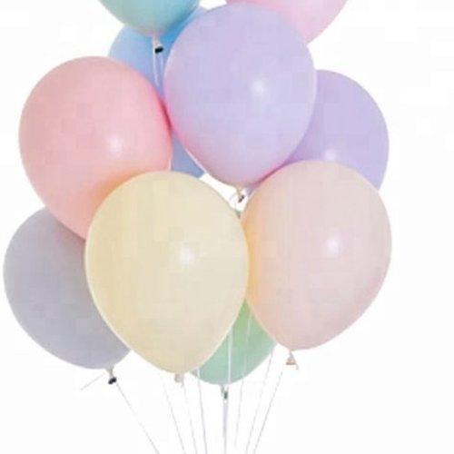 Ballon macaron roze 30 cm 25 stuks