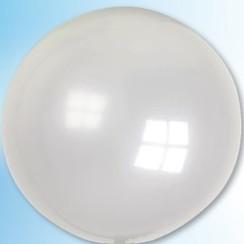 Mega ballon transparant ø 90 cm 6 stuks