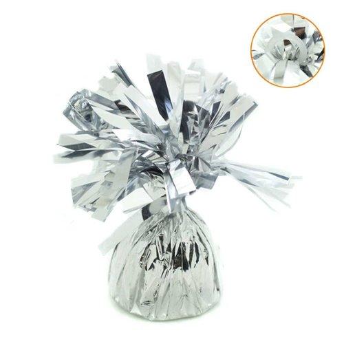 Ballongewicht zilver 170 gr