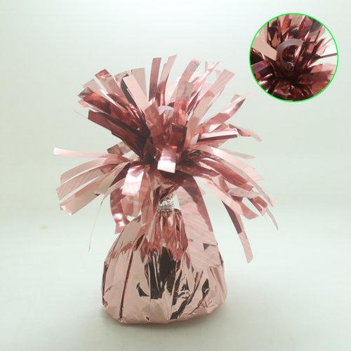 Ballongewicht goud-roze 170 gr