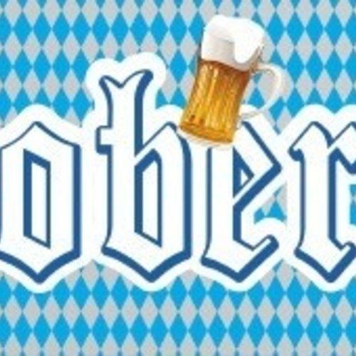 Foliebanner Oktoberfest 260 x 19 cm