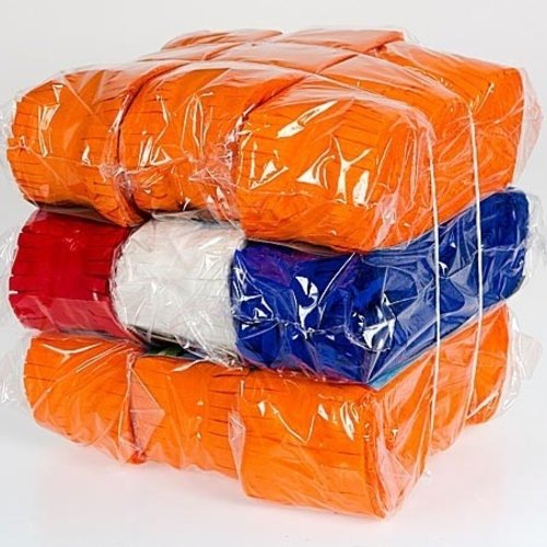 HSA Crepe slinger pakket Oranje 216 m brandveilig