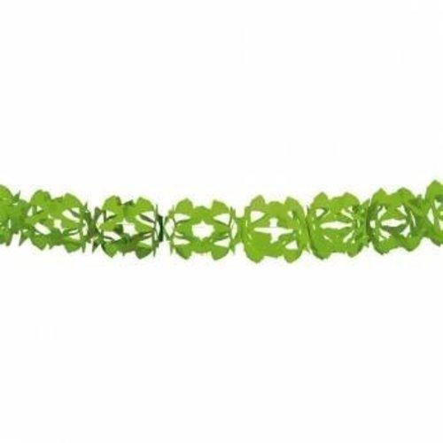 Boland BV Slinger Hoku papier groen 6 m brandveilig