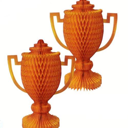 Decoratie trofee 28 cm brandveilig