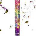 Confetti shooter metallic 40 cm