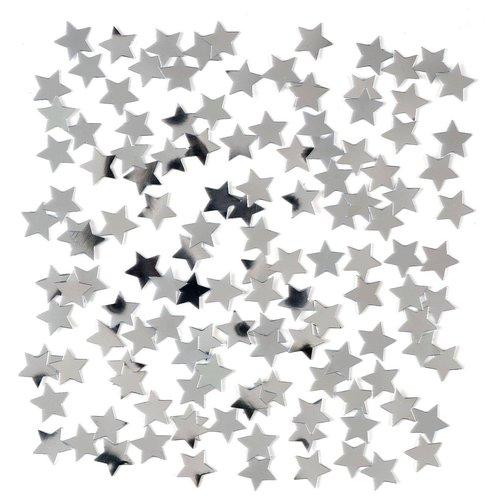 Haza Original Confetti ster zilver 15 gr