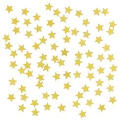 Confetti ster goud 15 gr
