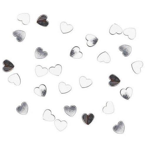 Haza Original Confetti hart zilver 15 gr