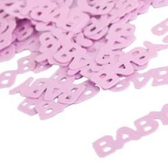 Confetti baby roze 15 gr