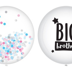 Ballon Big Brother ø 40 cm 2 stuks