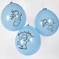 Folat Ballon jongen 30 cm 10 stuks