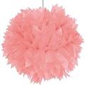 Folat Pompom roze 30 cm