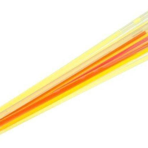 Glowarmband in koker 100 stuks