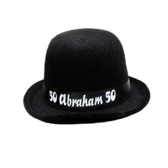 Vilten hoed Abraham