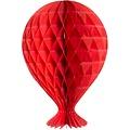 Folat Decoratie ballon rood 37 cm