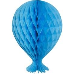 Decoratie ballon lichtblauw 37 cm