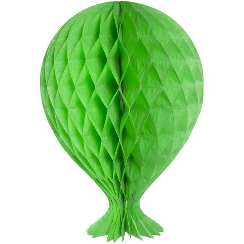 Folat Decoratie ballon lichtgroen 37 cm