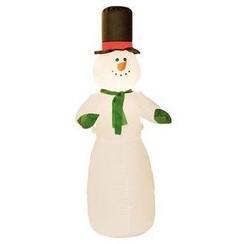 Opblaasbare sneeuwman 120 cm