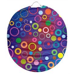 Bol lampion disco 22 cm