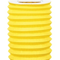 Treklampion geel ø 15 cm