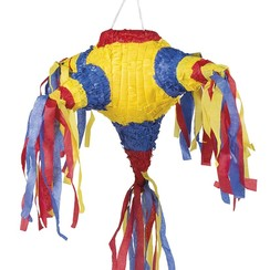 Piñata kegelster 42 x 57 cm