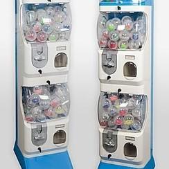 Ballen automaat Toystation