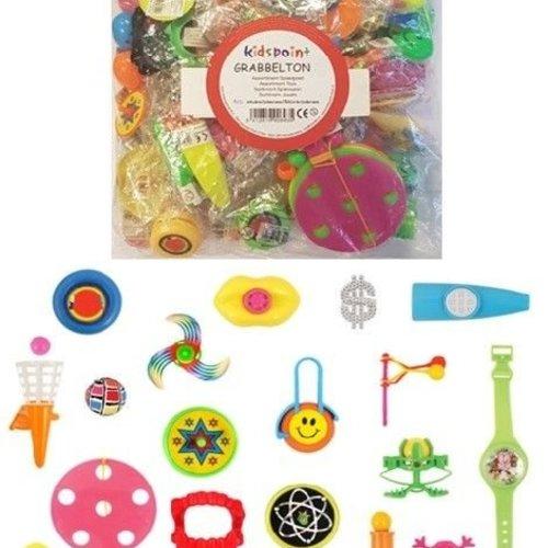Kidspoint Grabbelton 100 stuks in zak