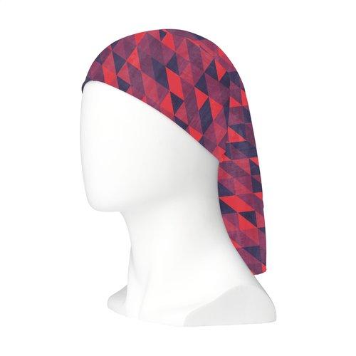 Bandana sjaal met all-over opdruk