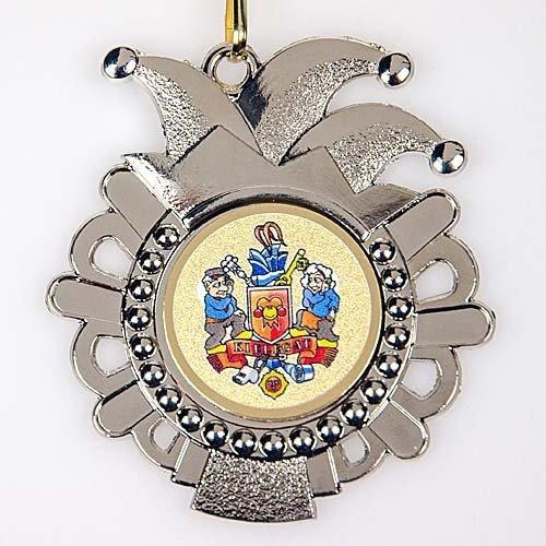 Medaille Carnaval Deacon compleet 5,5 cm