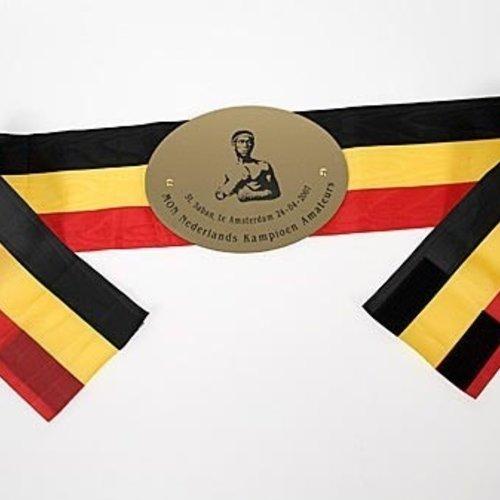 Kampioensgordel Boxing-champ Belgie