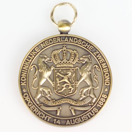 HSA Speciale medaille 3D tot 40 mm